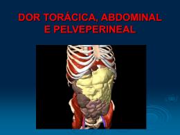 dor abdominal - (LTC) de NUTES
