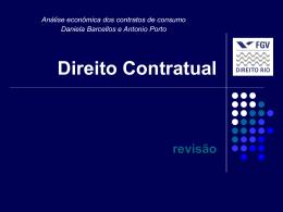 Aula_1_Daniela - Acadêmico de Direito da FGV