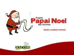 Papai Noel dos Correios 2011