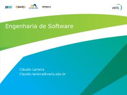 IBTA - PMI - Engenharia de Software