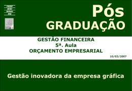 05- orçamento - Prof. José Pires