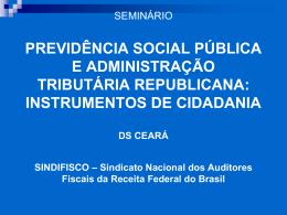 Destino da Carga Tributária Brasileira União, Estados e Municípios