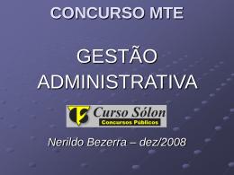 Nerildo Bezerra – dez/2008