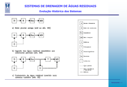 Águas Residuais - Técnico Lisboa