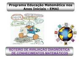 APRENDER E ENSINAR MATEMÁTICA NO ENSINO FUNDAMENTAL