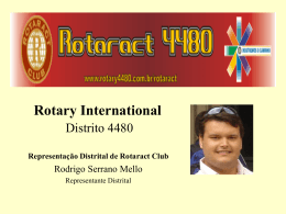 Rotary International Distrito 4480