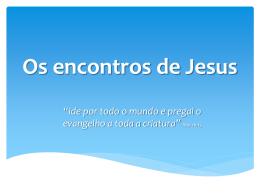 23/03-Fernando Marques-encontro de Jesus com um homem