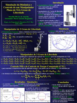 Apresentação da Tese - PUC-RIO - Prof. Marco Antonio Meggiolaro