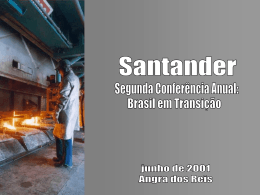 Santander - Junho