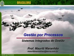 Sistema Integrado Gestão Maranhão