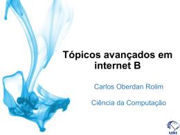Web 2.0 e AJAX