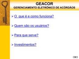 GEACOR