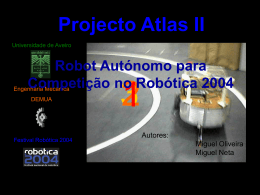 Diapositivo 1 - LAR - UA