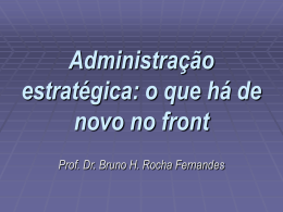 o que há de novo no frontBSC - Bruno Fernandes