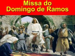24.03.2013 – Domingo de Ramos – COMPLETA