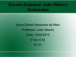 Escola Estadual João Ribeiro Guimarães
