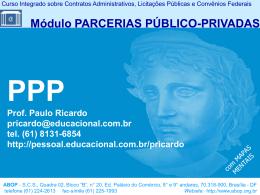PPP - seplan