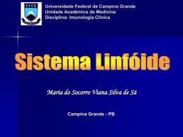 TECIDOS LINFÓIDES Ontogenia do Sistema Linfóide