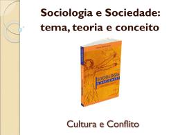 Cultura e Conflito