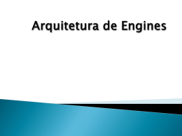 Arquitetura de Engines + Unity