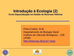 Ecologia Aquática