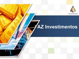 Filosofia de Investimento