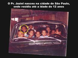 Missionários Jaziel e Irene: Ministério