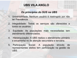 UBS VILA ANGLO