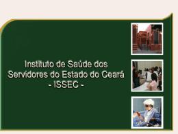 Situação Financeira do ISSEC
