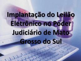 - Tribunal de Justiça de MS