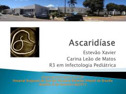 Ascaridíase - Paulo Roberto Margotto