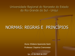 Universidade Regional do Noroeste do Estado