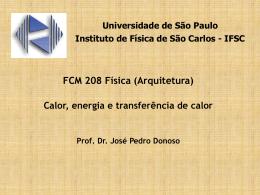 T - Universidade de São Paulo