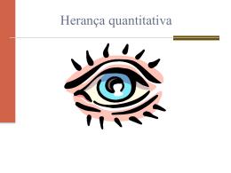 Herança quantitativa