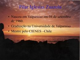 Pilar Iglesias Zuazola