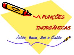Funcoes inorganicas net