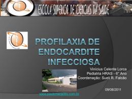 Profilaxia de endocardit