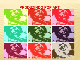 SLIDE POP ARTE OFICINA IMPESS