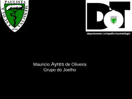 Mauricio Ayres de Oliveira