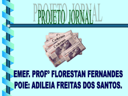 EMEF Florestan Fernandes Adiléia Freitas dos