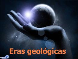eras geologicas - prof-nair