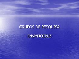 CESTEH - Fiocruz