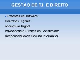 icp brasil - estrutura