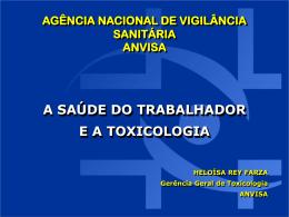A SAÚDE DO TRABALHADOR E O DIAGNÓSTICO