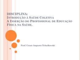 Educação Física Saúde Educação