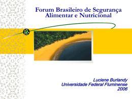 a estratégia global para alimentação, atividade física e saúde da