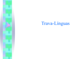 Trava-Línguas