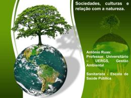 Slide 1 - Professor Antônio Ruas