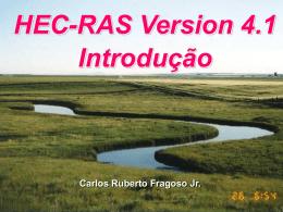 HEC-RAS 2.2 Overview
