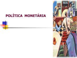 Políticas Monetária